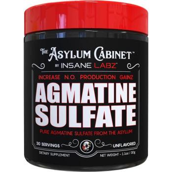 Insane Labz Agmatine Sulfate 30 порций (Агматин сульфат)