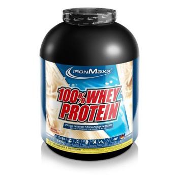 IronMaxx 100% Whey Protein 2.35 кг (Немецкий протеин)
