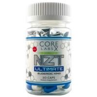 Core Labs NZT Ultimate 20 капсул (модафинил*)