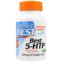 Doctor's Best Best 5-HTP 100 mg 60 капсул