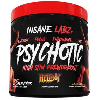 Insane Labz Psychotic HellBoy 35 порций (Психотик ХеллБой)