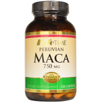 Life Time Peruvian Maca 750 mg 120 капсул