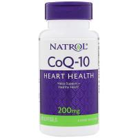 Natrol CoQ-10 200 mg 45 гелевых капсул