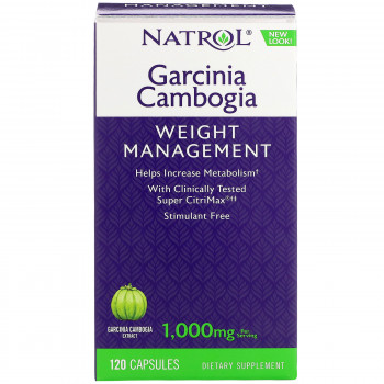Natrol Garcinia Cambogia 1000 mg 120 капсул