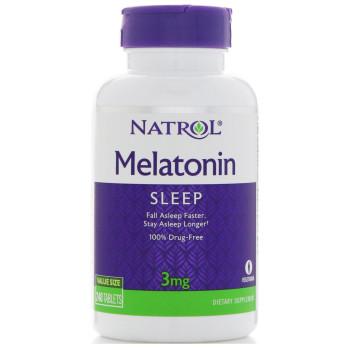 Natrol Melatonin 3 mg 240 таблеток