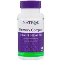 Natrol Memory Complex 60 таблеток