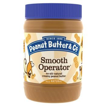 Peanut Butter & Co. Smooth Operator Creamy Peanut Butter 454 грамм