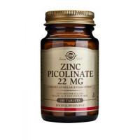 Solgar Zinc Picolinate 100 таблеток
