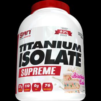 SAN Isolate Supreme 0,9 кг