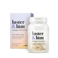 GNC luster & lum® Collagen Intensified 120 капсул (для эластичности кожи)