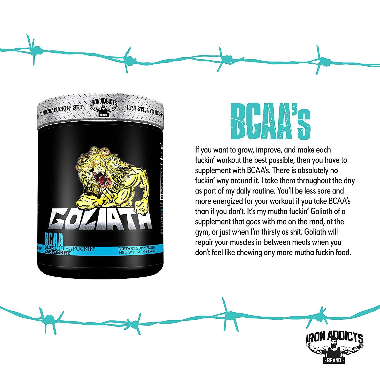 Iron Addicts Goliath