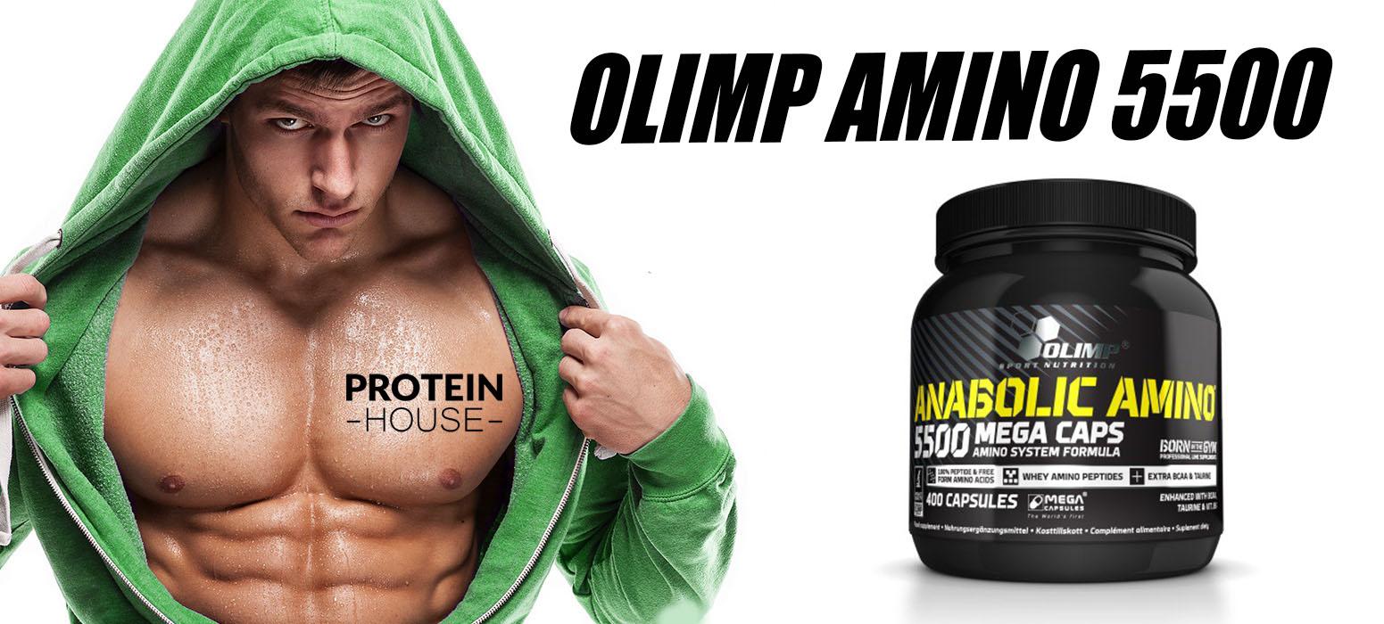 olimp amino 5500