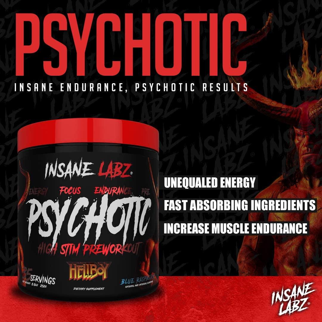 психотик хеллбой