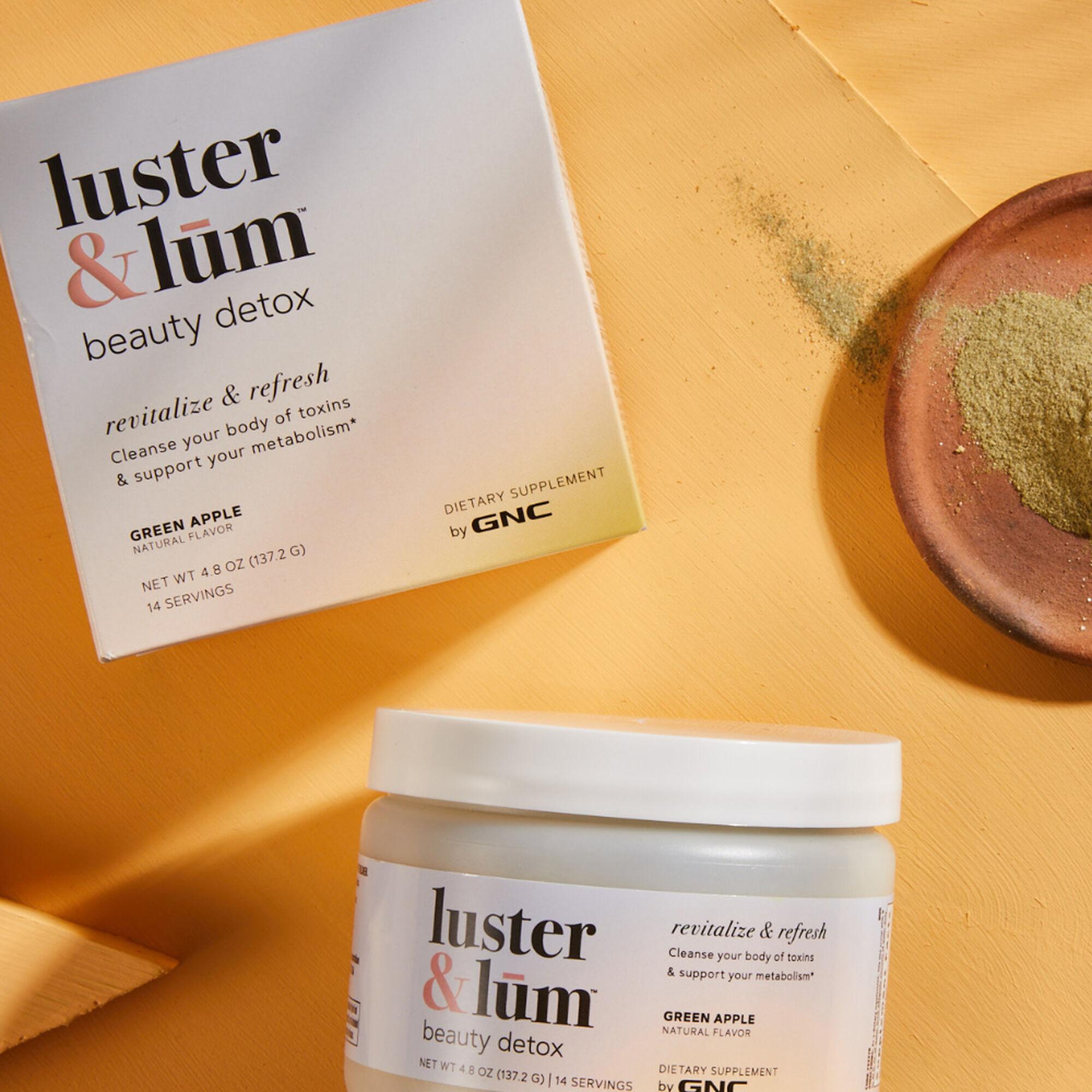 luster & lum® Beauty Detox 14 порций