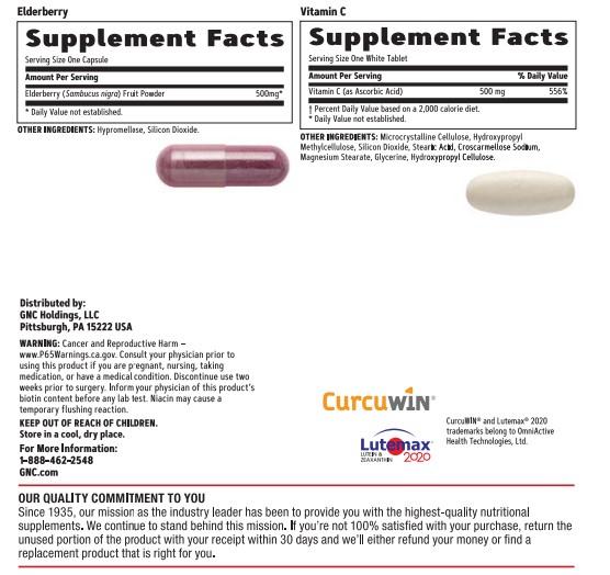 GNC Immune Health Vitapak