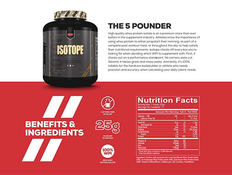 изотоп протеин 5 фунтов