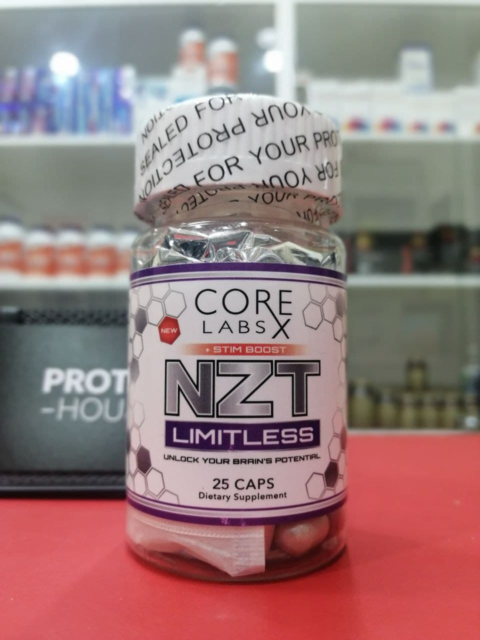 Core Labs NZT Limitless