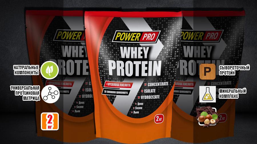 Павер про протеин