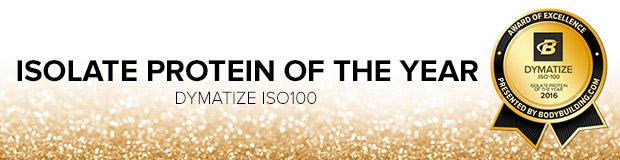 Dymatize ISO - 100 - это новый стандарт высочайшего качества